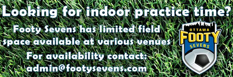 Ottawa Footy Sevens Field Rentals