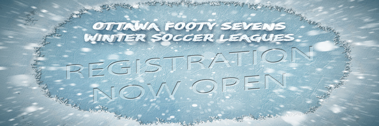 Winter 7v7 Soccer Leagues