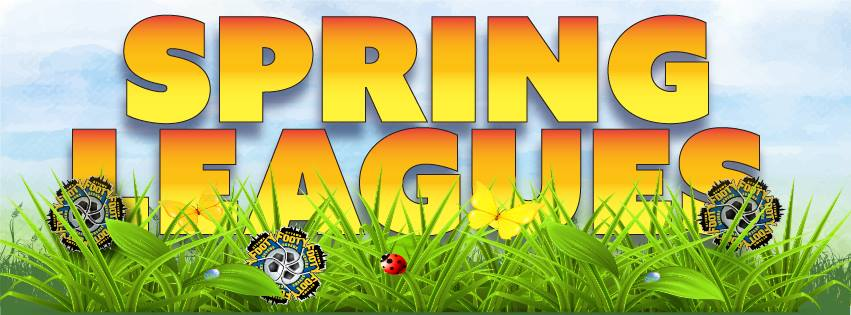 Spring Soccer League - Register