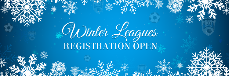 Winter Soccer Leagues